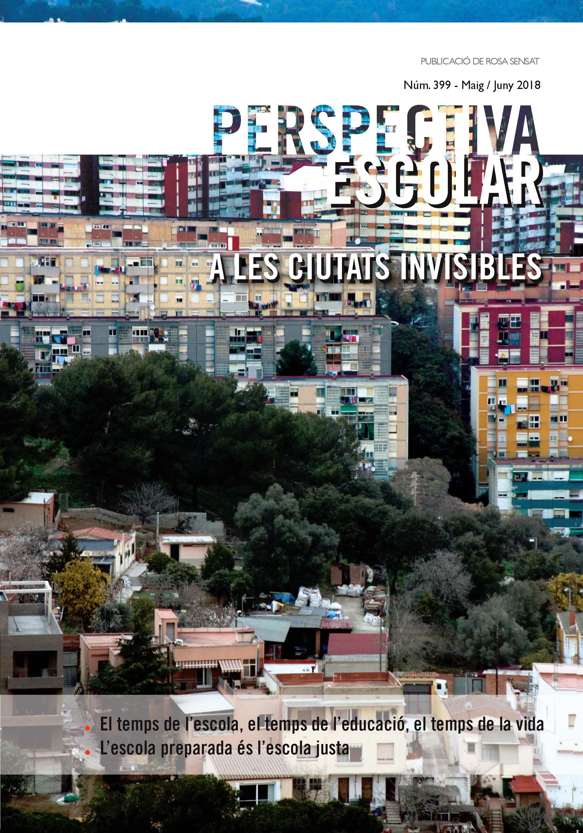 A les ciutats invisibles. Núm. 399
