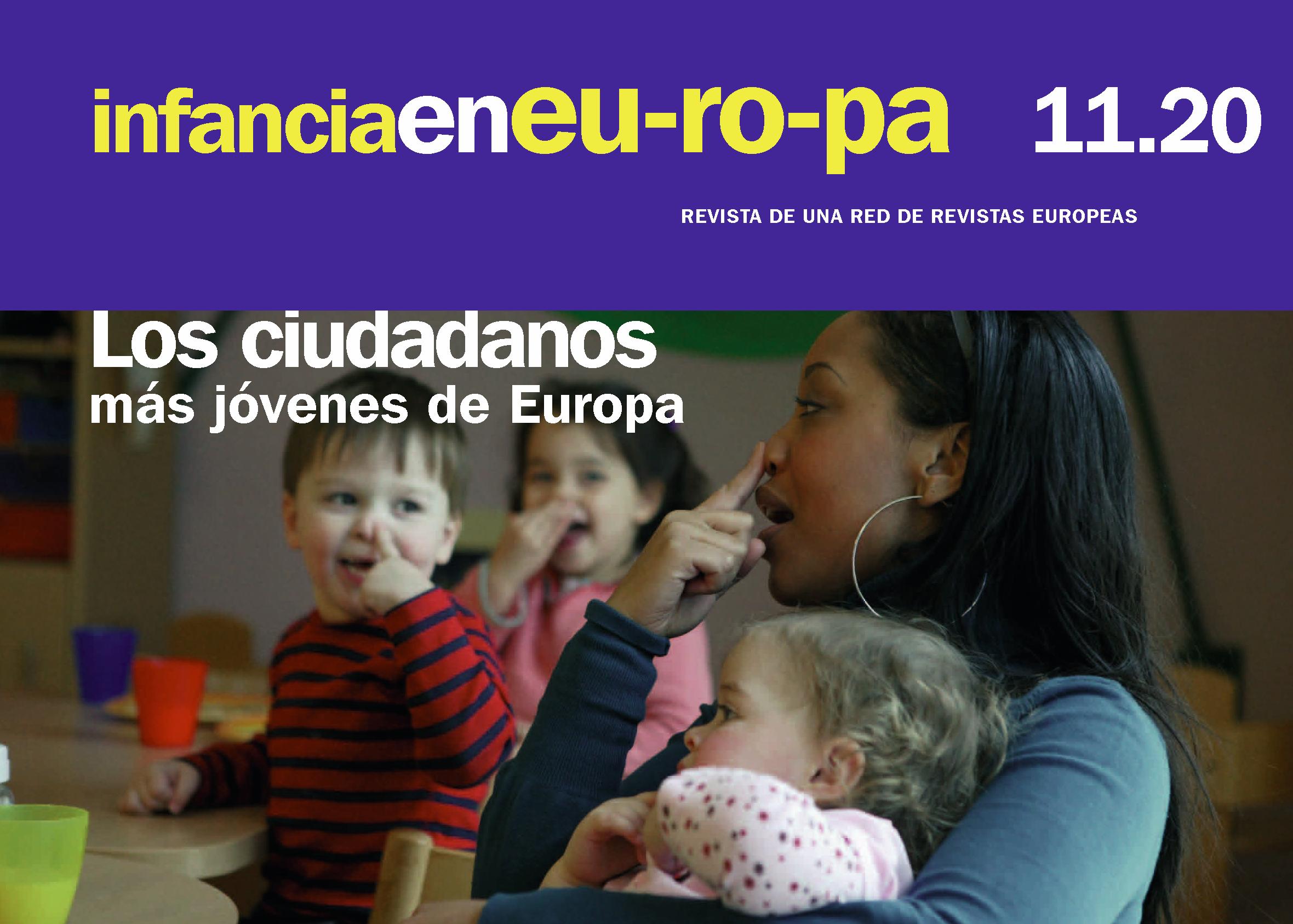 Los ciudadanos más jovenes de Europa