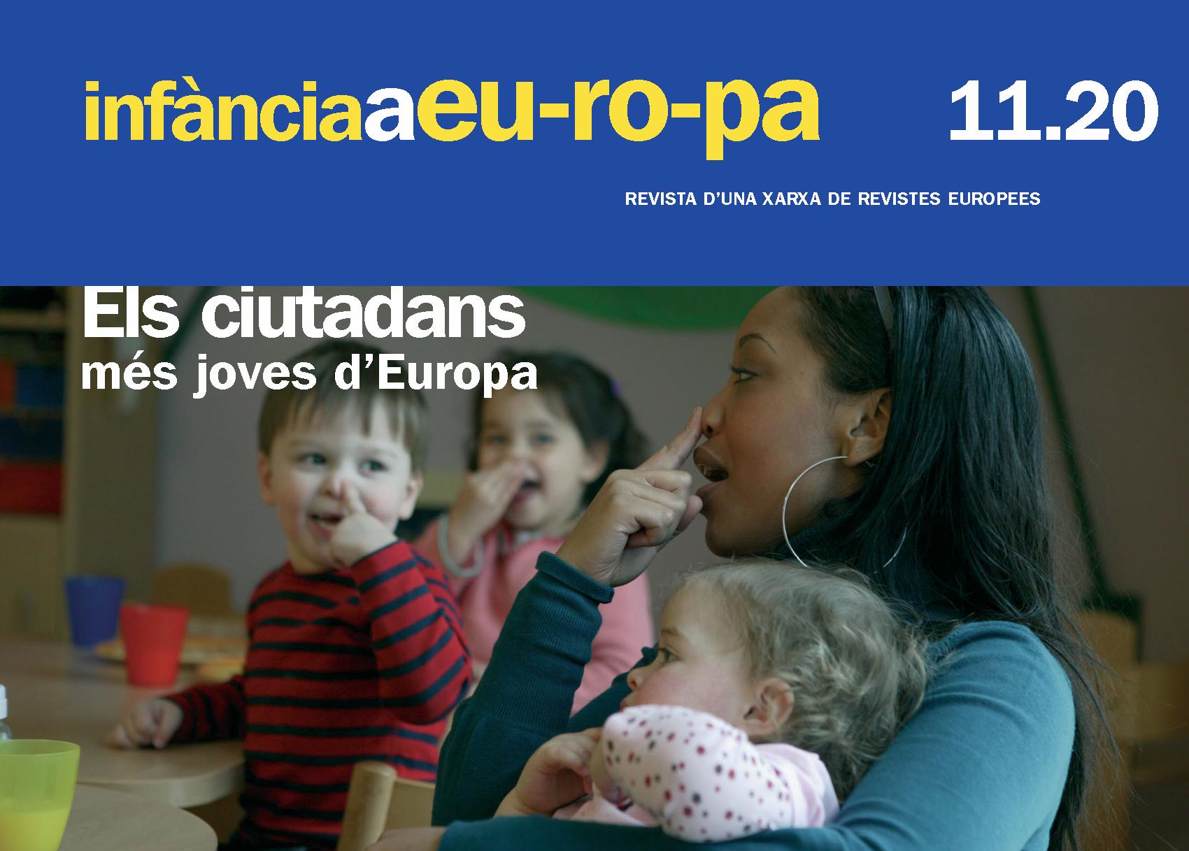 Els ciutadans més joves d'Europa