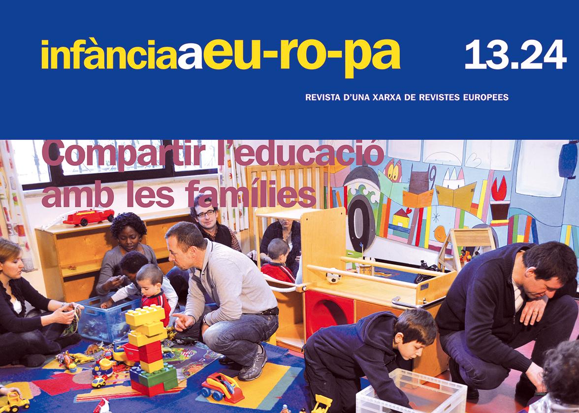 Compartir l'educació  amb les famílies