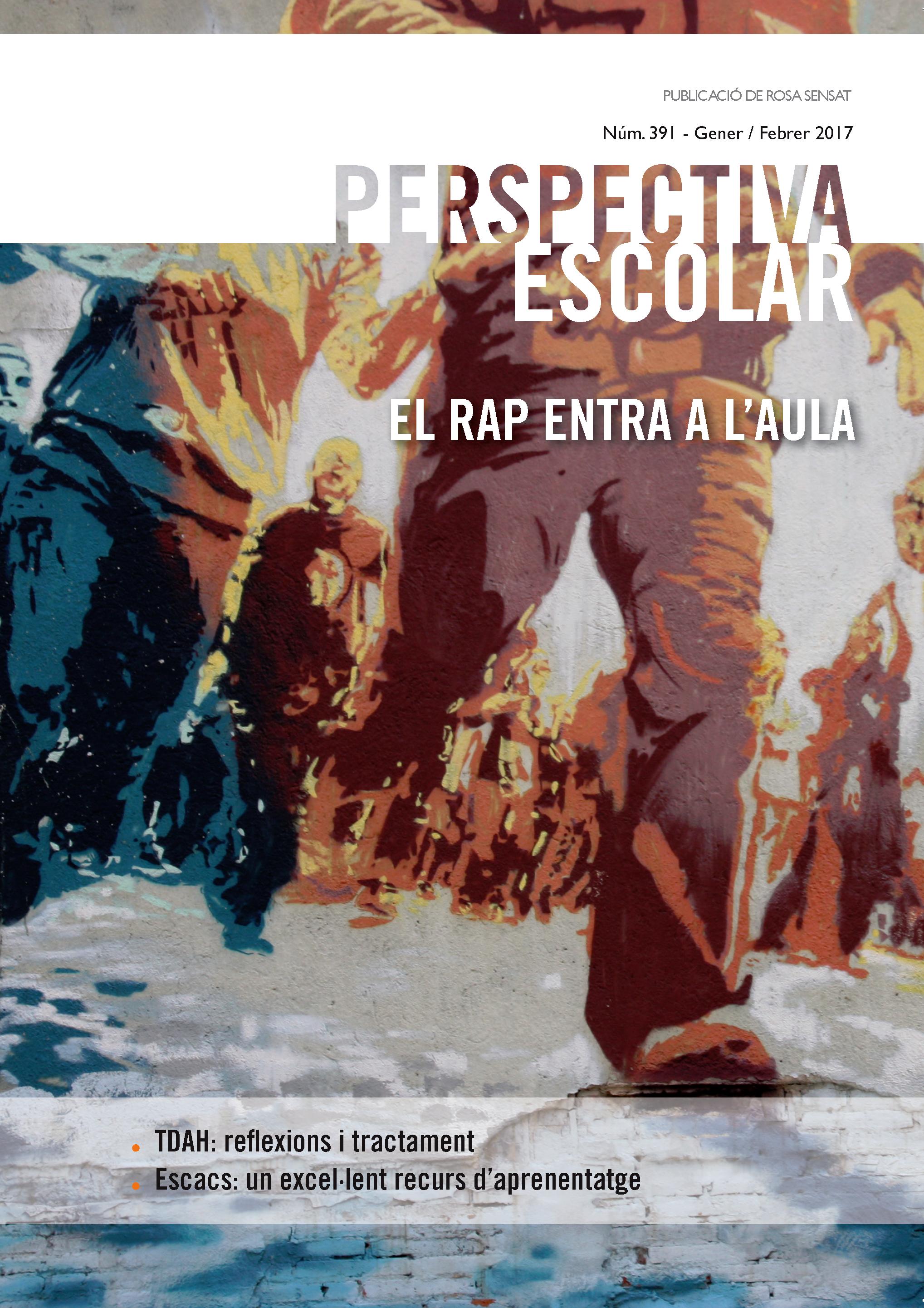 El rap entra a l'aula. Contribucions a l'educació lingüística i literària