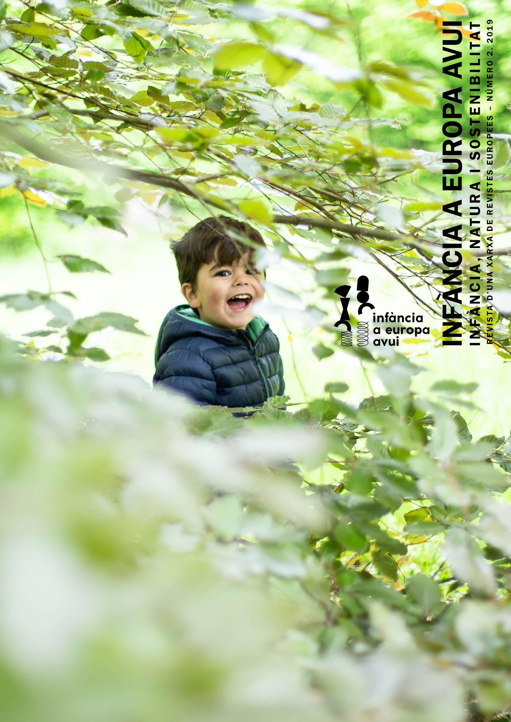 Infància a Europa avui. Infància, natura i sostenibilitat. Número 2