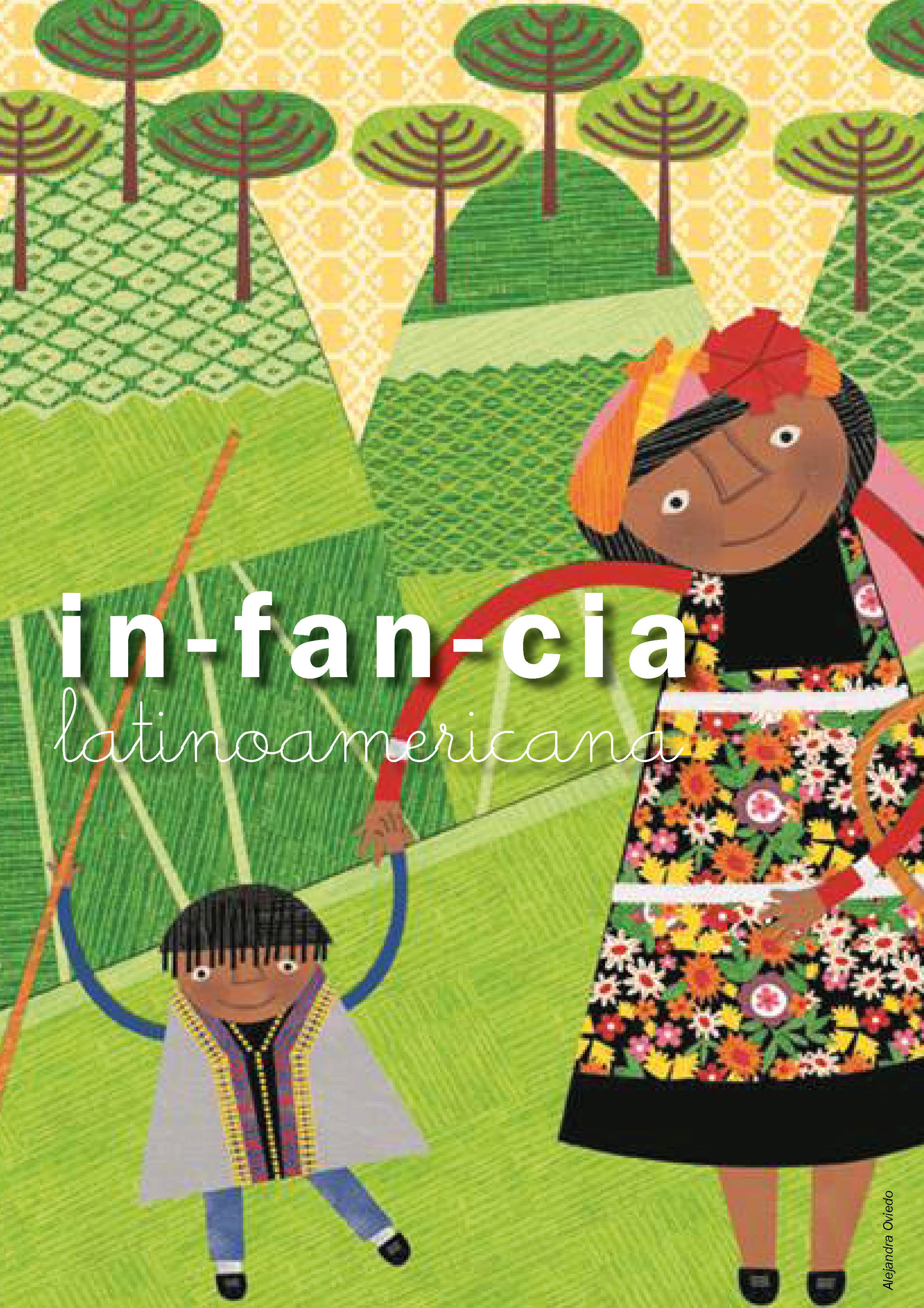 Índice. Infancia latinoamericana. Número 26. Comunidad y territorio