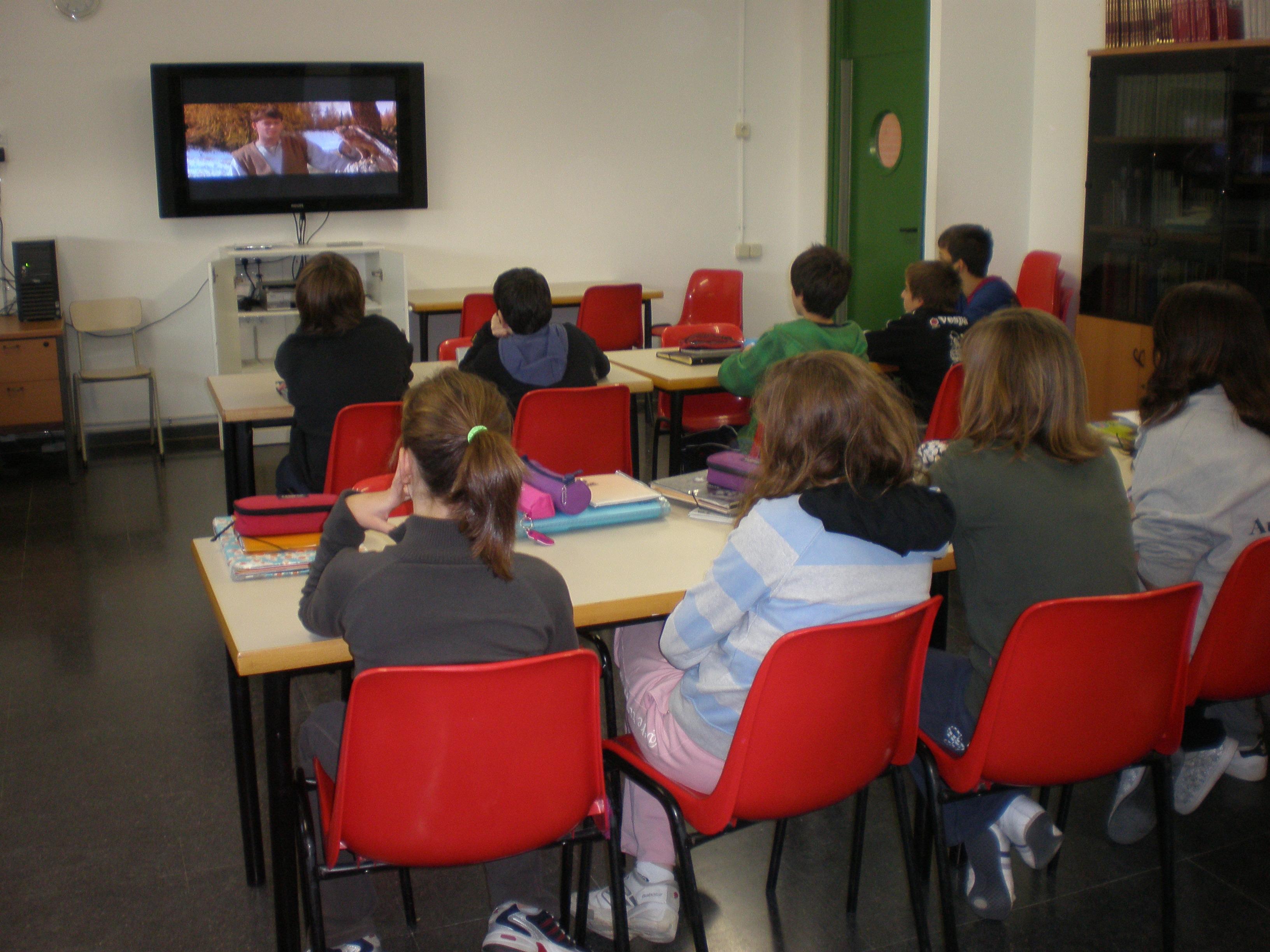 Projecte Cinescola