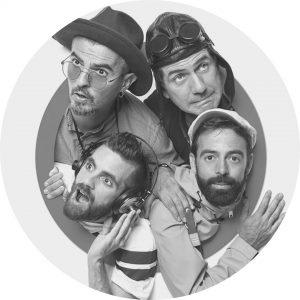 Imatge del grup musical Xiula