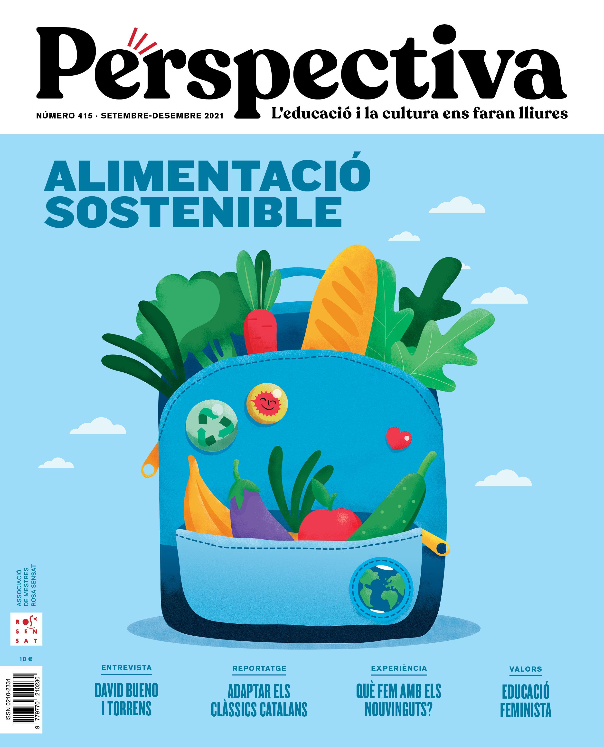 Perspectiva 415: Alimentació sostenible